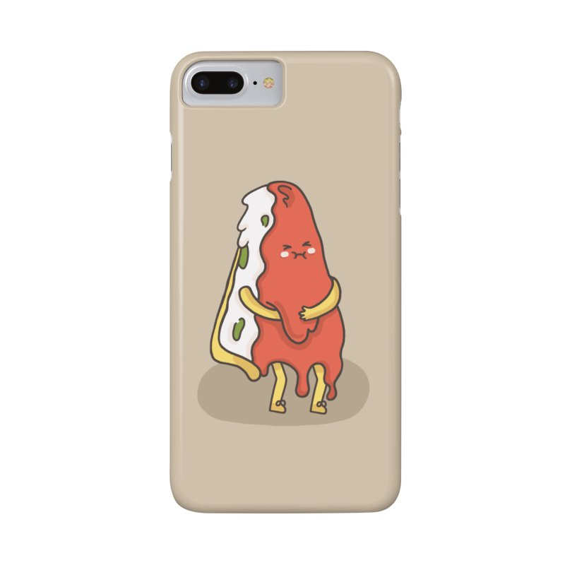 DEEP DISH PIZZA Accessories Phone Case by RiLi's Artist Shop