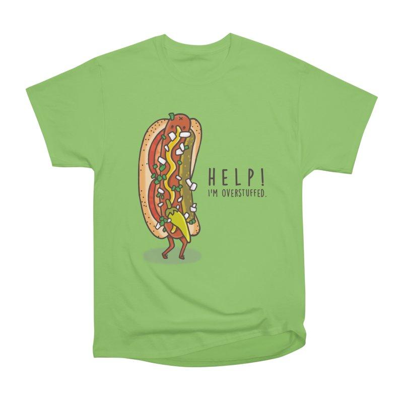 CARRYING TOO MUCH Men's Heavyweight T-Shirt by RiLi's Artist Shop