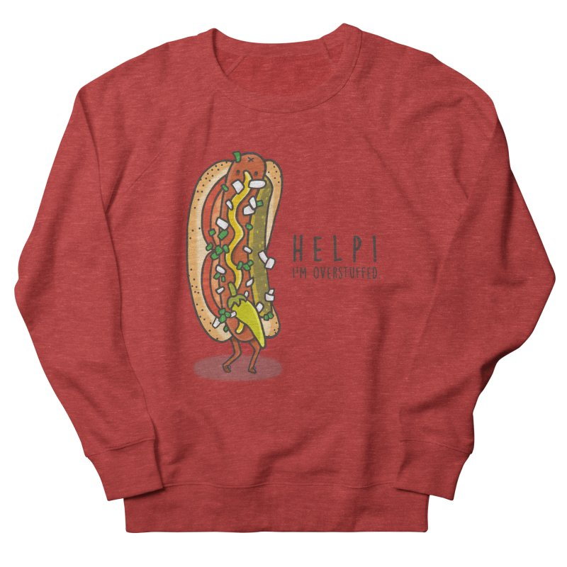 CARRYING TOO MUCH Men's Sweatshirt by RiLi's Artist Shop