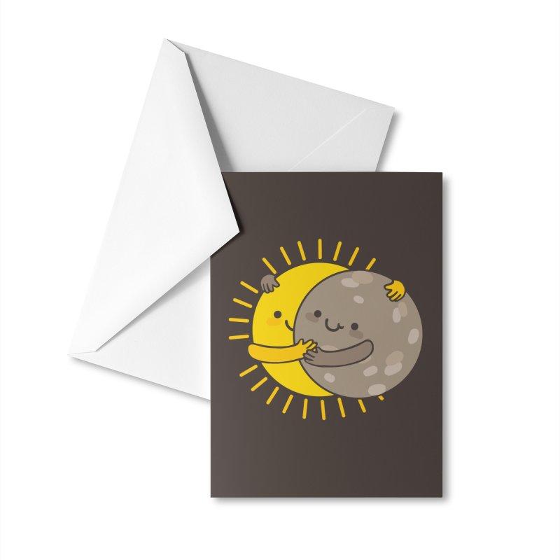 SOLAR ECLIPSE Accessories Greeting Card by RiLi's Artist Shop