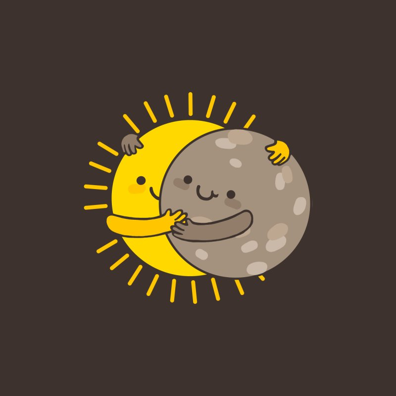 SOLAR ECLIPSE  by RiLi's Artist Shop