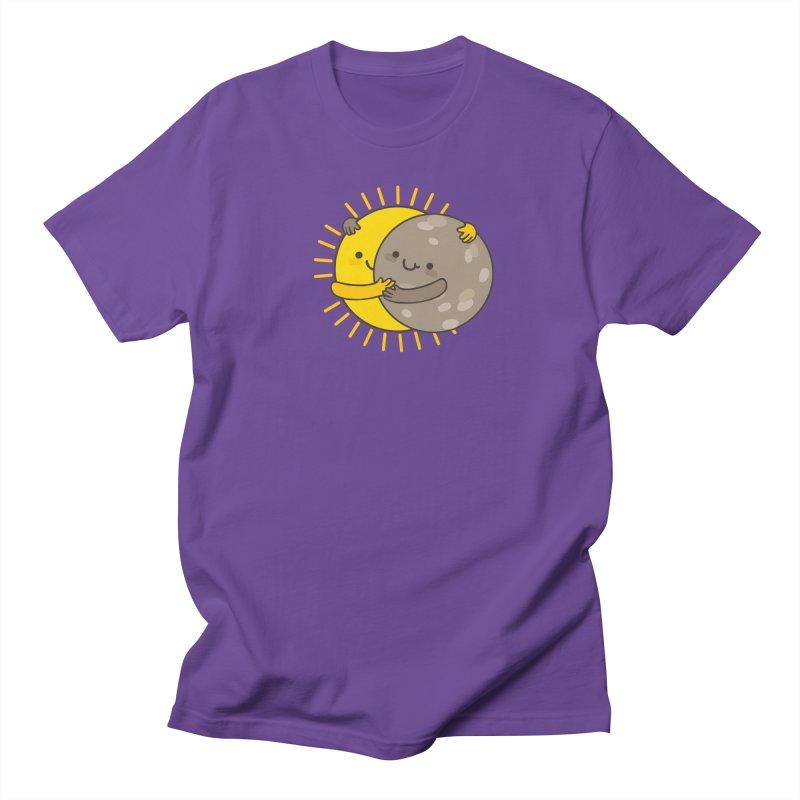 SOLAR ECLIPSE Women's Regular Unisex T-Shirt by RiLi's Artist Shop