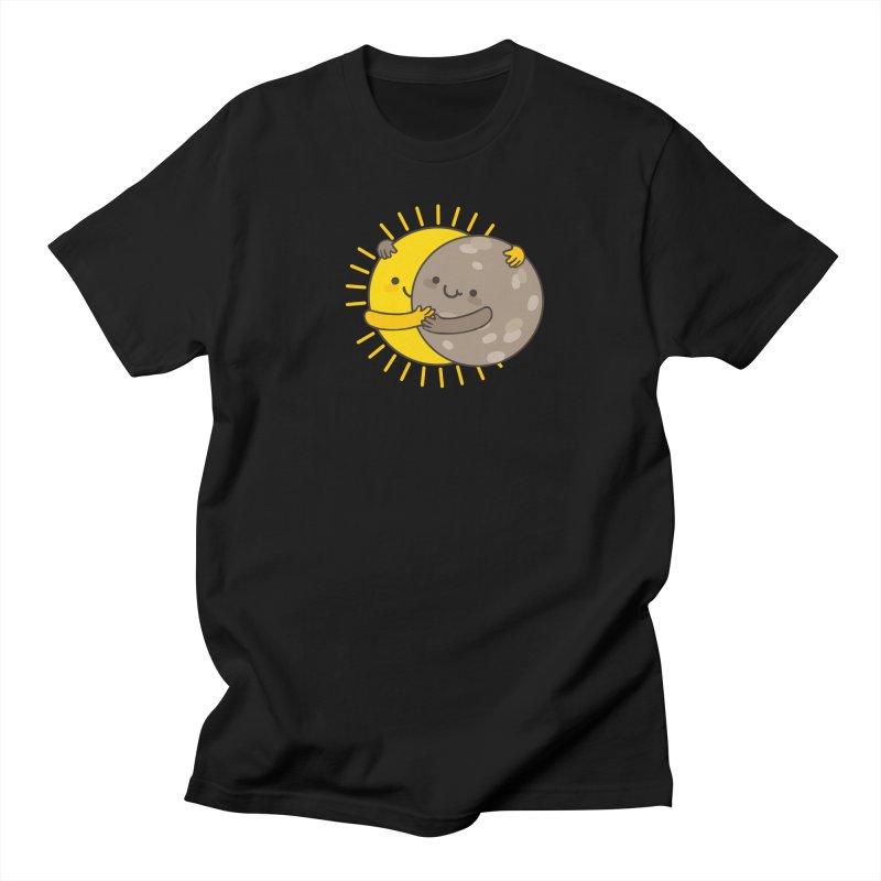 SOLAR ECLIPSE  Men's T-shirt by RiLi's Artist Shop