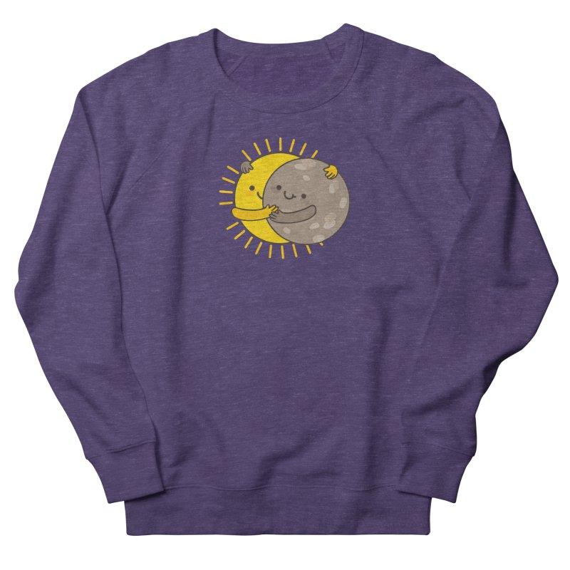 SOLAR ECLIPSE  Men's Sweatshirt by RiLi's Artist Shop