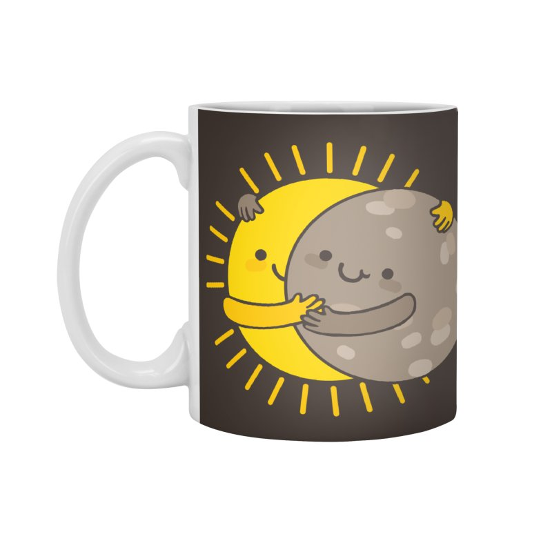 SOLAR ECLIPSE  Accessories Mug by RiLi's Artist Shop
