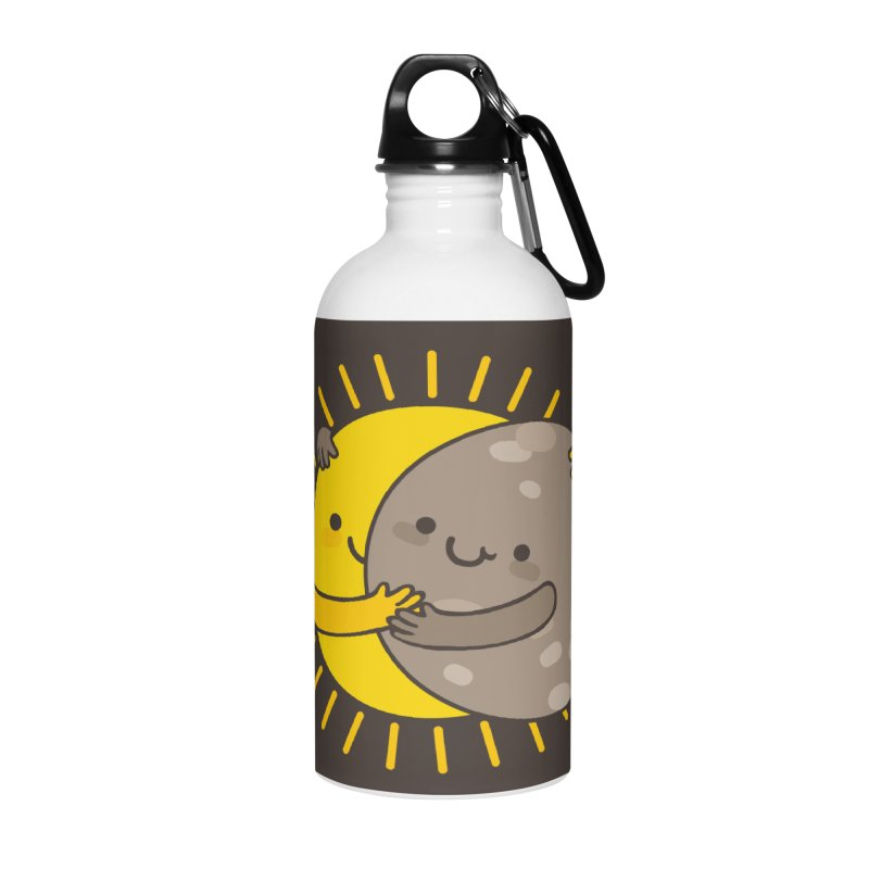 SOLAR ECLIPSE Accessories Water Bottle by RiLi's Artist Shop
