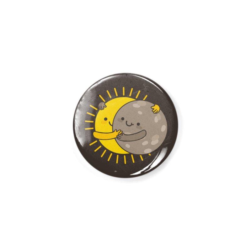 SOLAR ECLIPSE Accessories Button by RiLi's Artist Shop