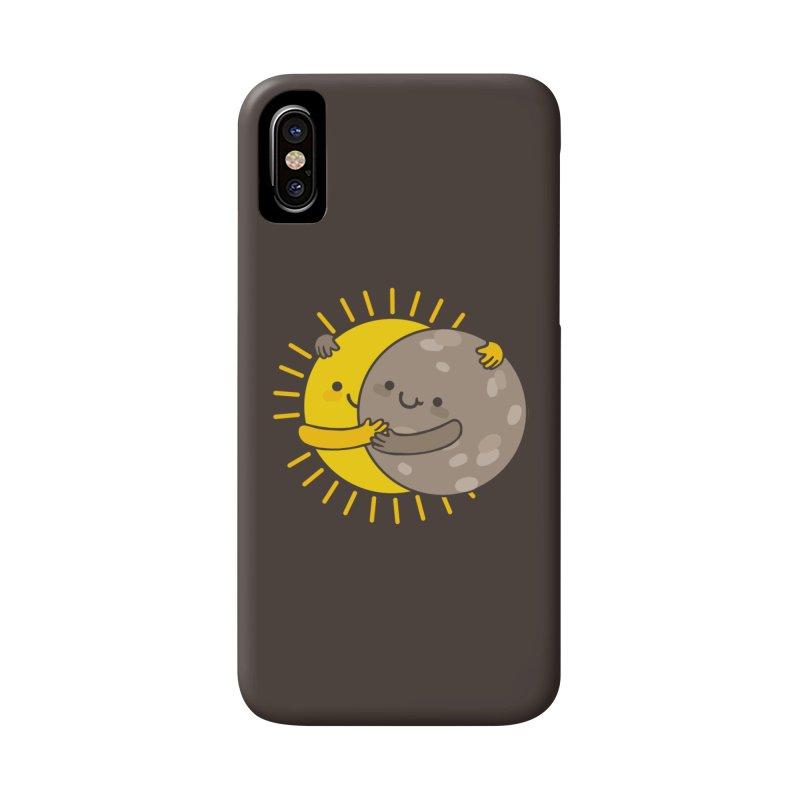 SOLAR ECLIPSE  Accessories Phone Case by RiLi's Artist Shop