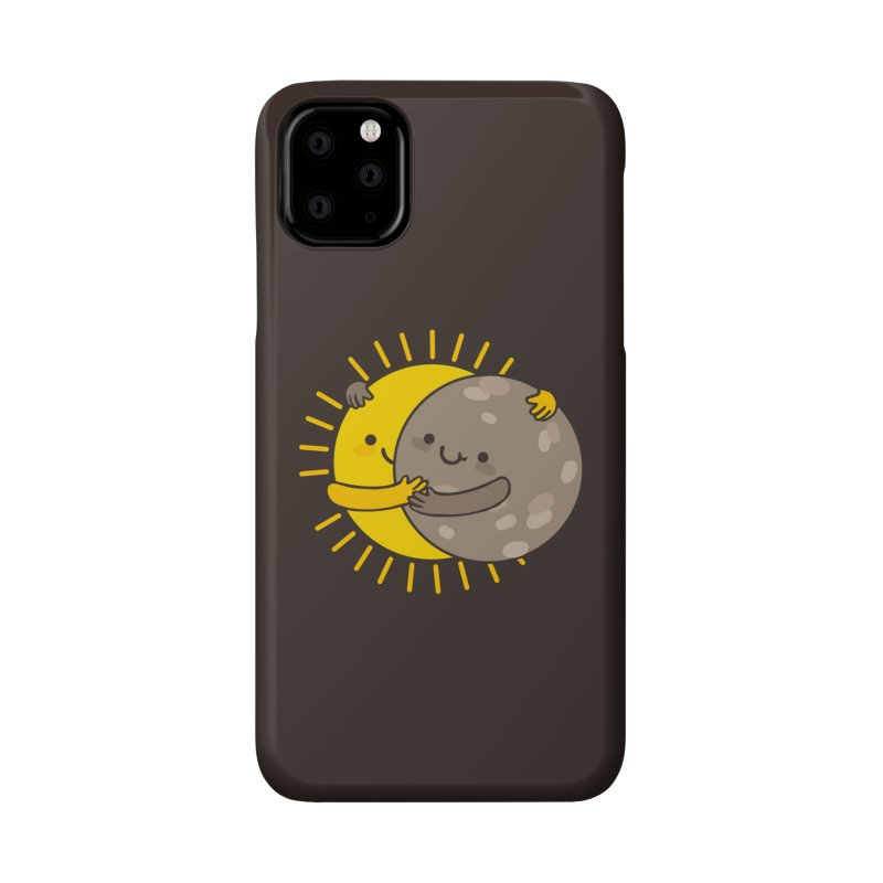 SOLAR ECLIPSE Accessories Phone Case by RiLi's Artist Shop