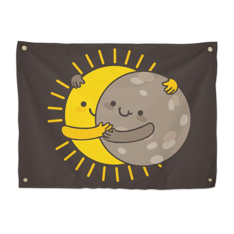 SOLAR ECLIPSE Home Tapestry by RiLi's Artist Shop
