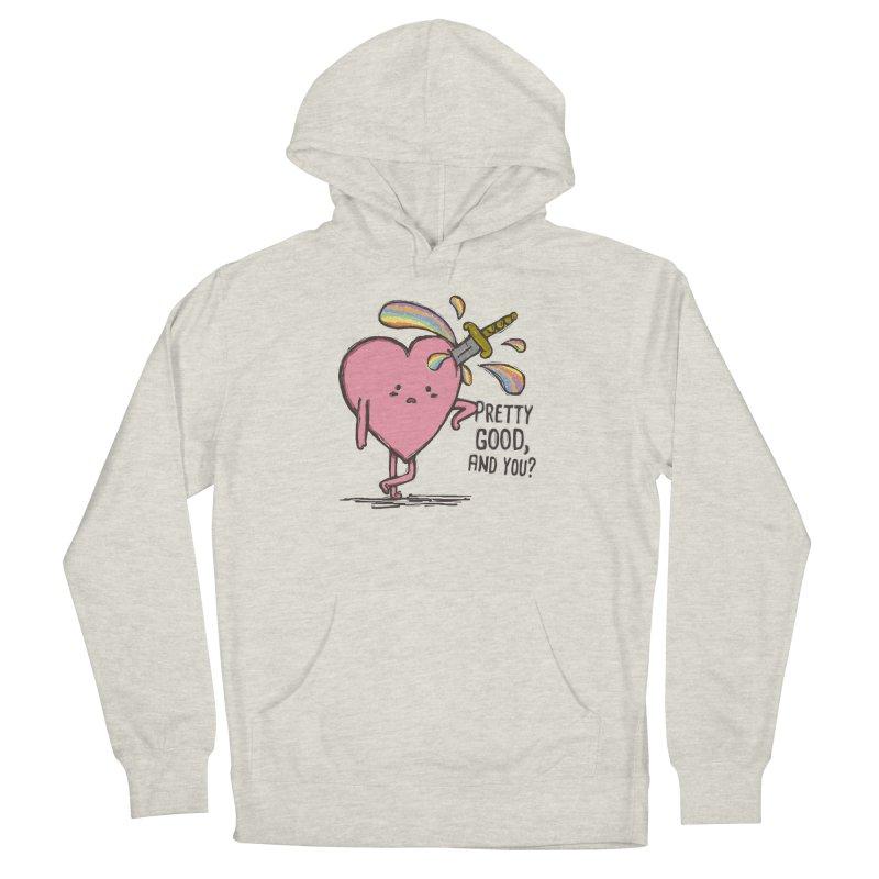 FRIZZY LOVE Men's Pullover Hoody by RiLi's Artist Shop