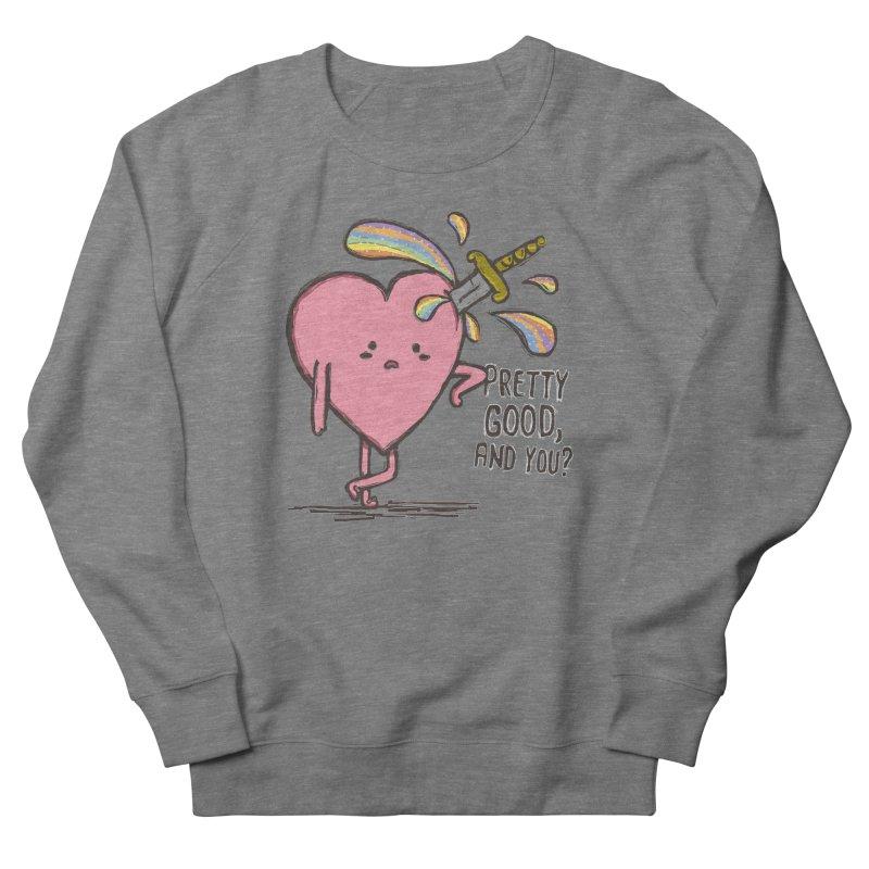FRIZZY LOVE Women's Sweatshirt by RiLi's Artist Shop