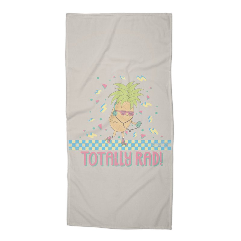 RADAPPLE Accessories Beach Towel by RiLi's Artist Shop