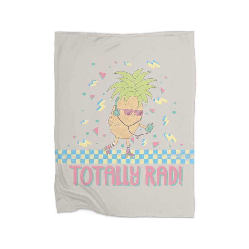 RADAPPLE Home Blanket by RiLi's Artist Shop