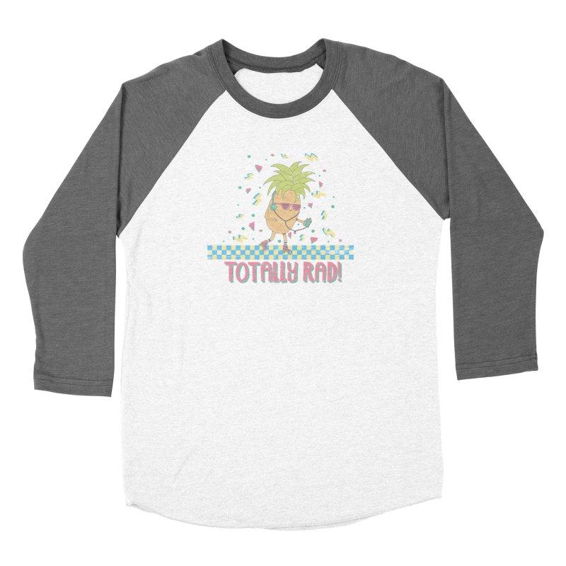 RADAPPLE Women's Longsleeve T-Shirt by RiLi's Artist Shop
