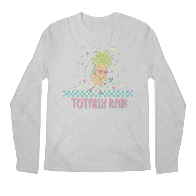 RADAPPLE Men's Regular Longsleeve T-Shirt by RiLi's Artist Shop