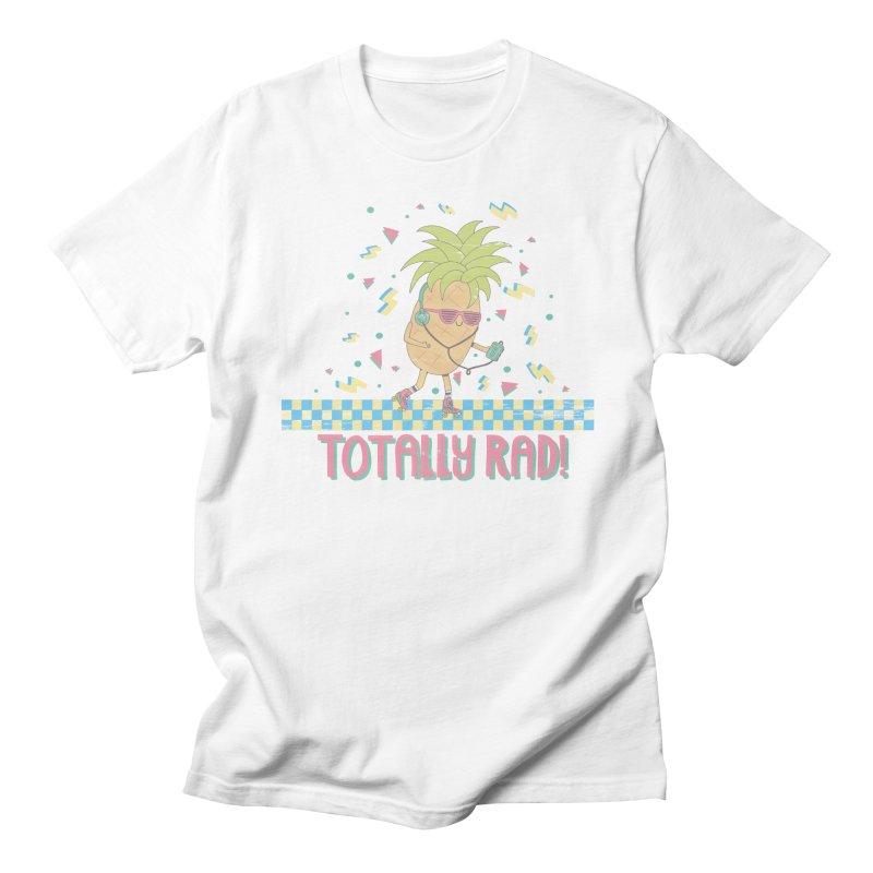 RADAPPLE Women's Regular Unisex T-Shirt by RiLi's Artist Shop