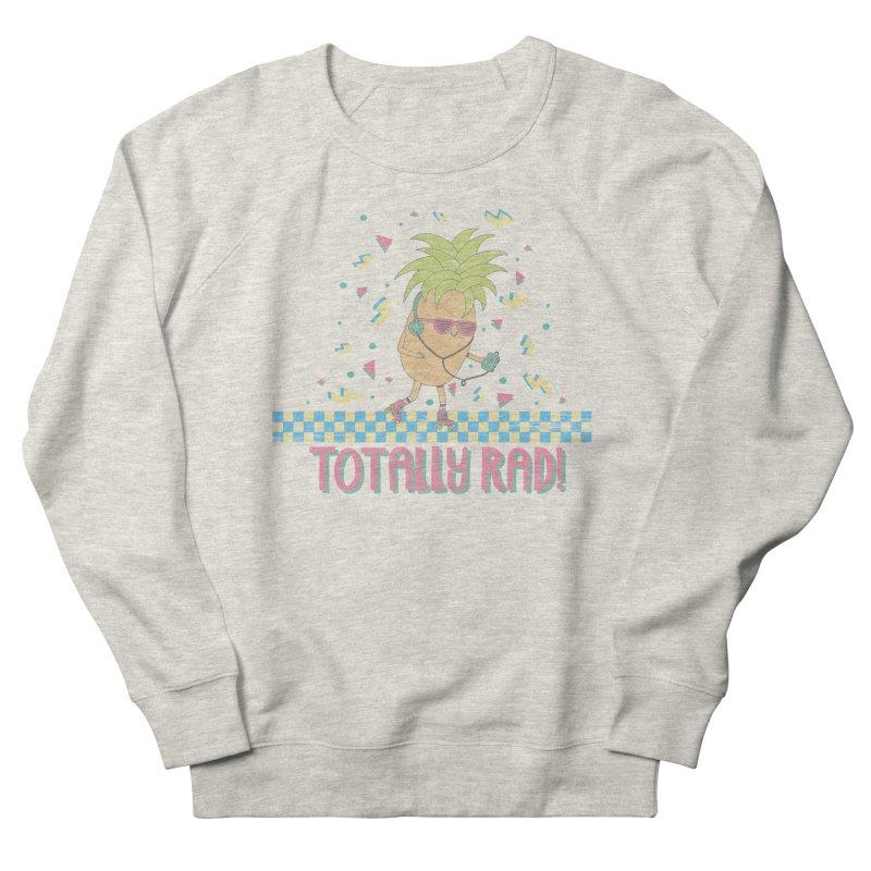 RADAPPLE Women's French Terry Sweatshirt by RiLi's Artist Shop