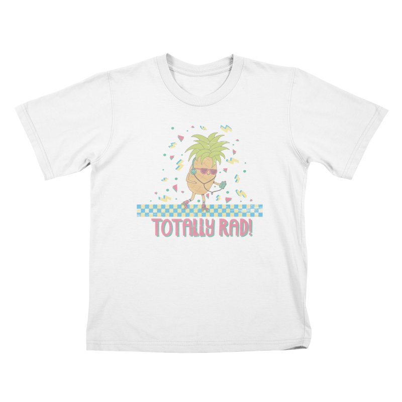 RADAPPLE Kids T-Shirt by RiLi's Artist Shop