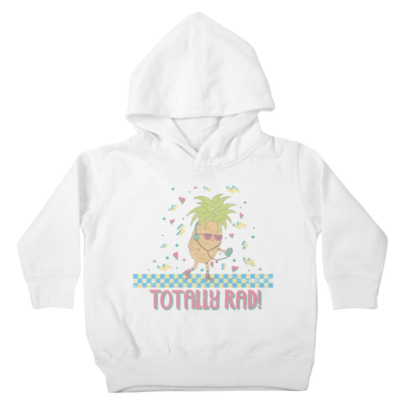 RADAPPLE Kids Toddler Pullover Hoody by RiLi's Artist Shop