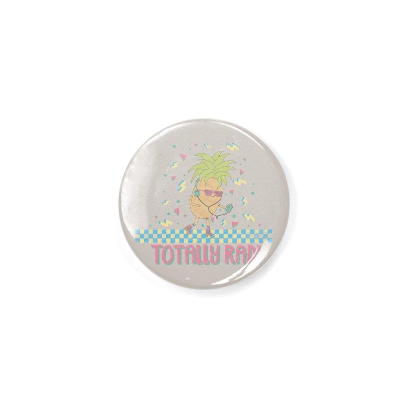 RADAPPLE Accessories Button by RiLi's Artist Shop