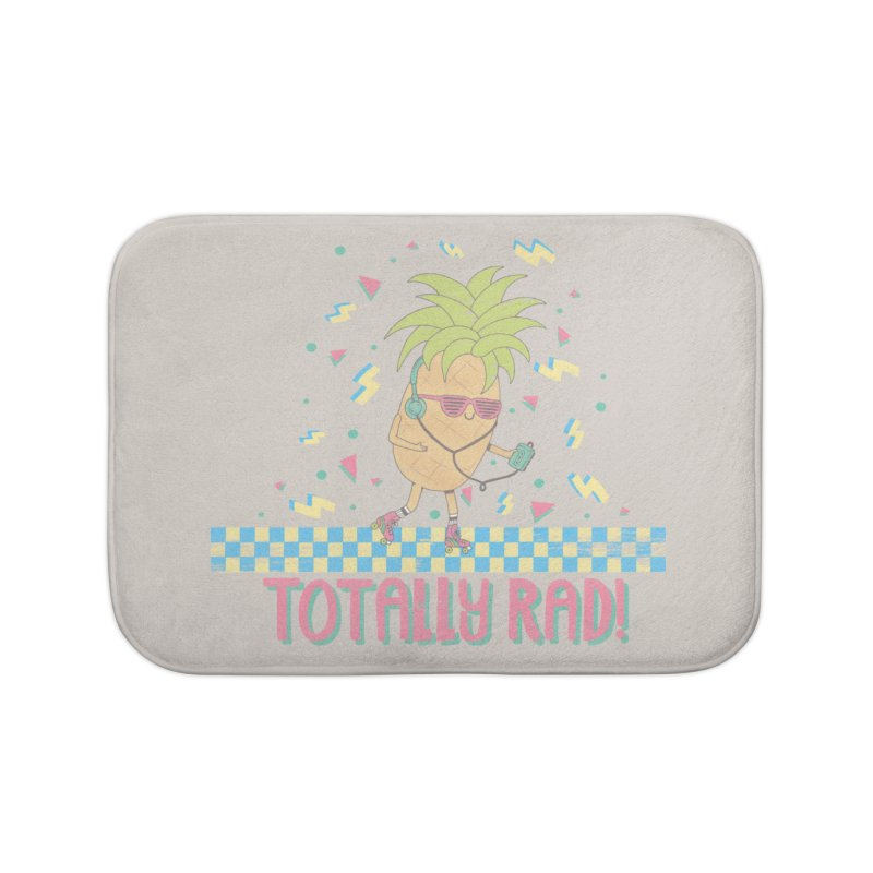 RADAPPLE Home Bath Mat by RiLi's Artist Shop