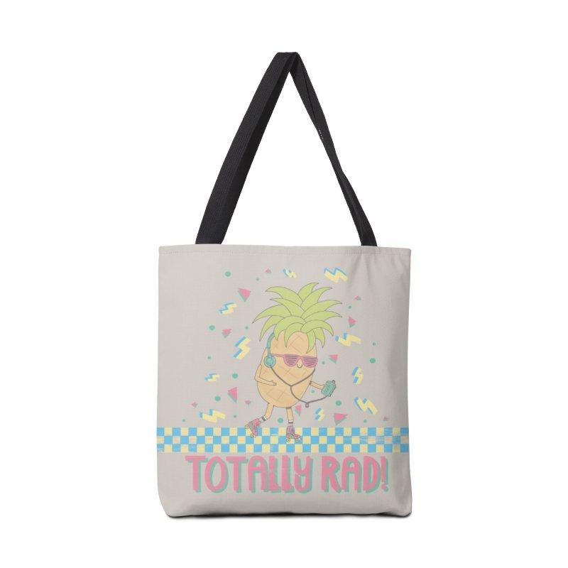 RADAPPLE Accessories Tote Bag Bag by RiLi's Artist Shop