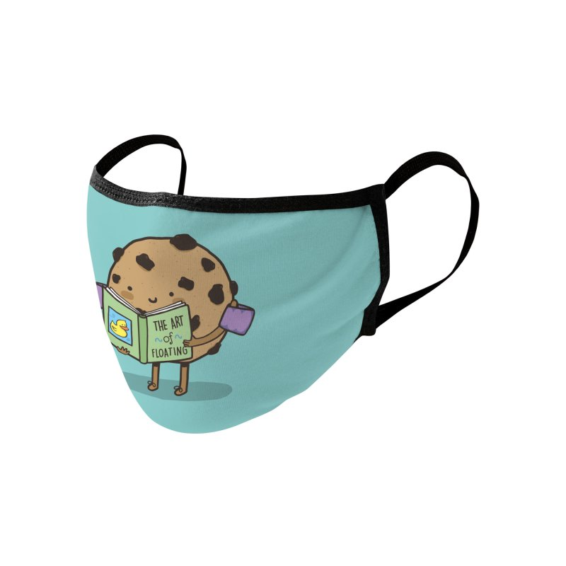 THE ART OF FLOATING Accessories Face Mask by RiLi's Artist Shop