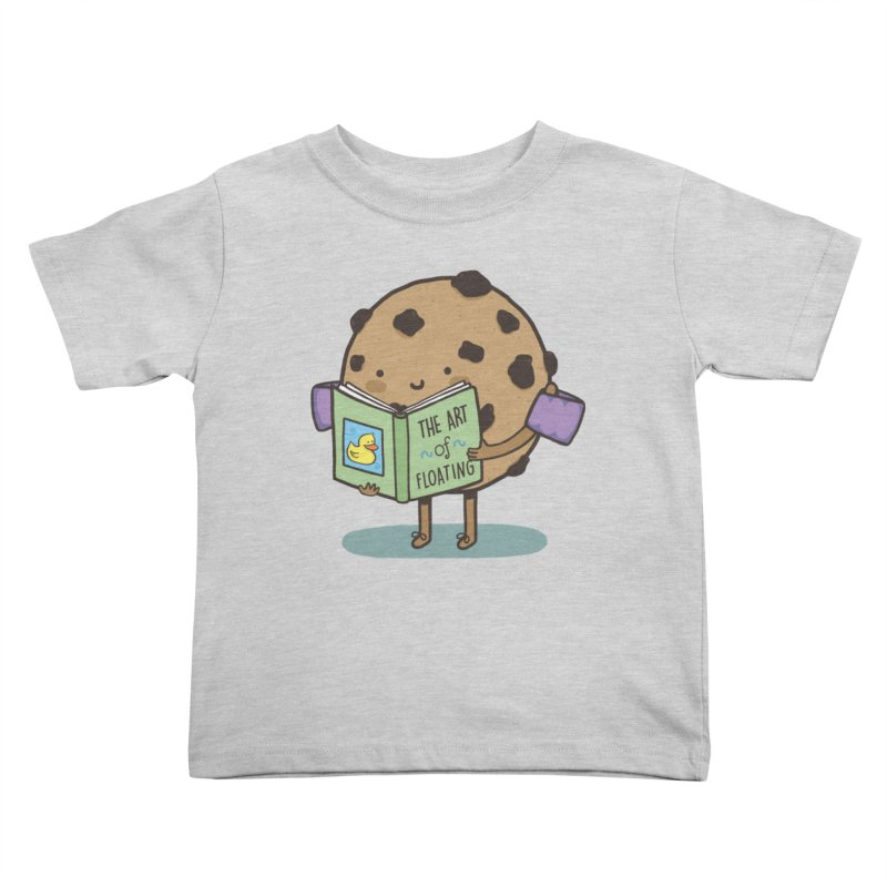 THE ART OF FLOATING Kids Toddler T-Shirt by RiLi's Artist Shop