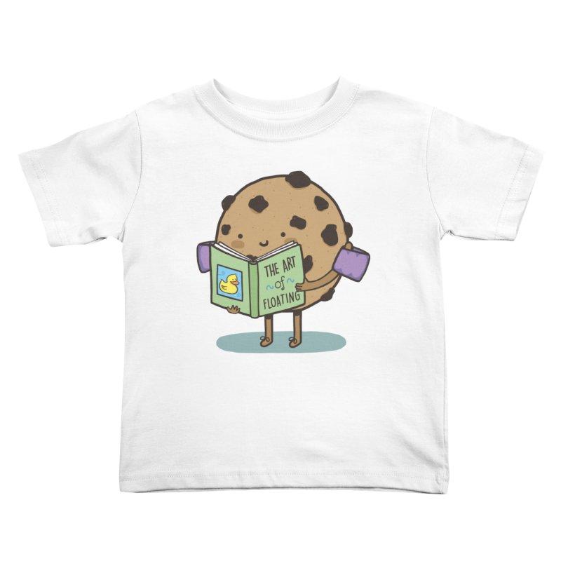 THE ART OF FLOATING Kids Toddler T-Shirt by RiLi's Artist Shop