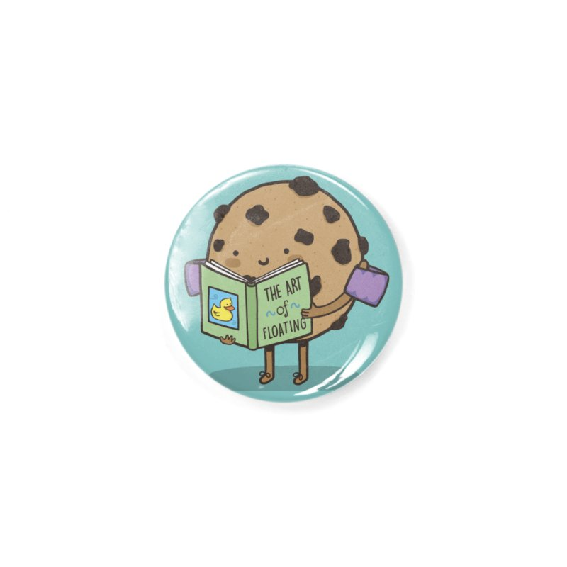 THE ART OF FLOATING Accessories Button by RiLi's Artist Shop