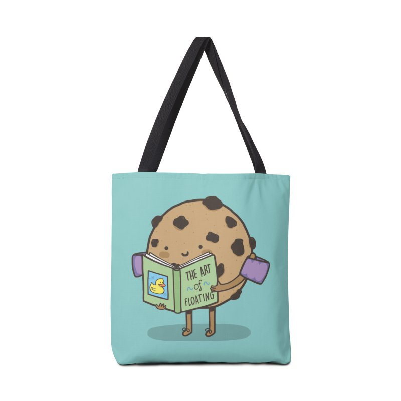 THE ART OF FLOATING Accessories Tote Bag Bag by RiLi's Artist Shop