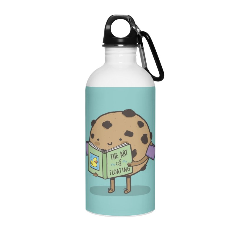 THE ART OF FLOATING Accessories Water Bottle by RiLi's Artist Shop