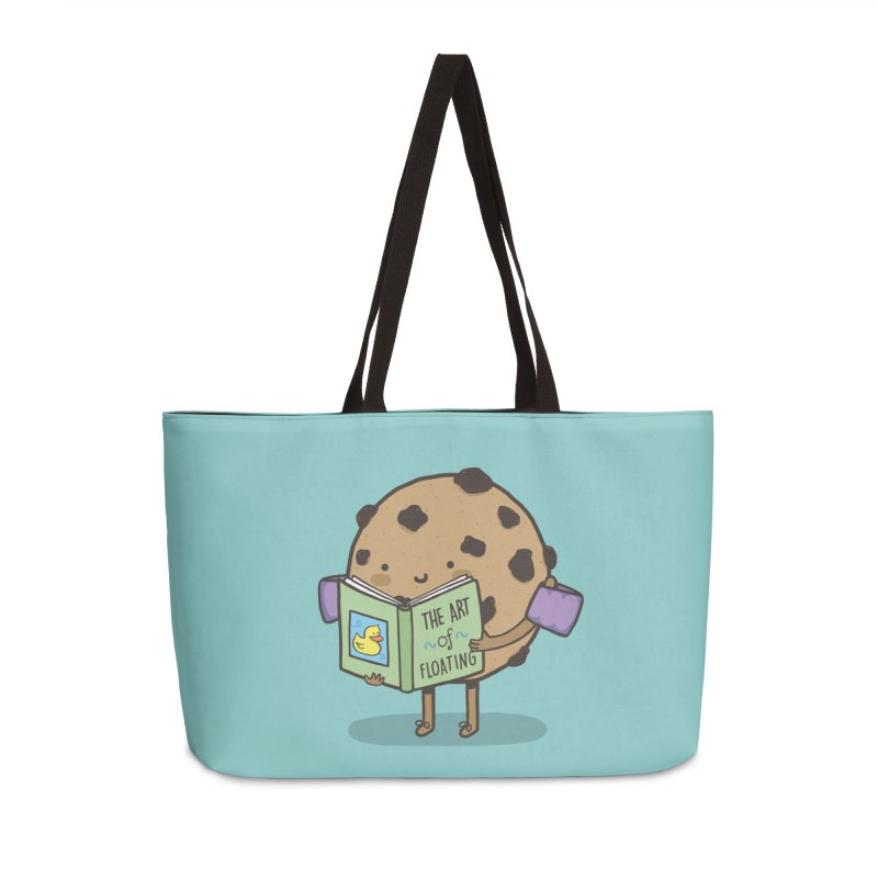 THE ART OF FLOATING Accessories Weekender Bag Bag by RiLi's Artist Shop