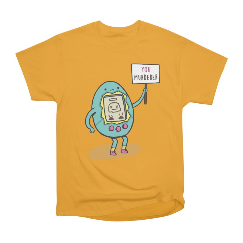 EVERYBODY'S FIRST VICTIM Women's Heavyweight Unisex T-Shirt by RiLi's Artist Shop