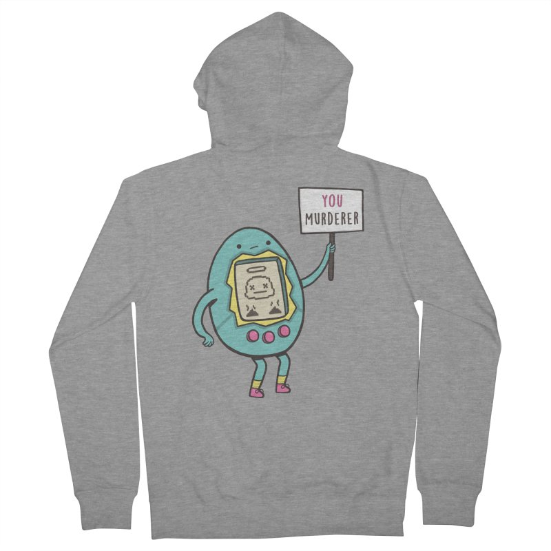 EVERYBODY'S FIRST VICTIM Women's Zip-Up Hoody by RiLi's Artist Shop
