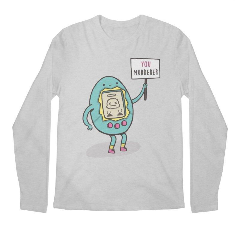 EVERYBODY'S FIRST VICTIM Men's Regular Longsleeve T-Shirt by RiLi's Artist Shop