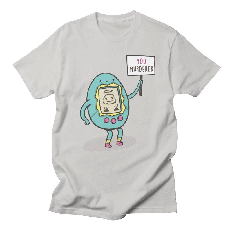 EVERYBODY'S FIRST VICTIM Men's Regular T-Shirt by RiLi's Artist Shop