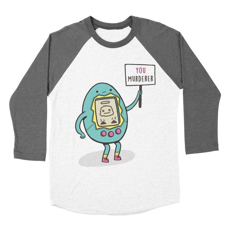 EVERYBODY'S FIRST VICTIM Women's Baseball Triblend Longsleeve T-Shirt by RiLi's Artist Shop