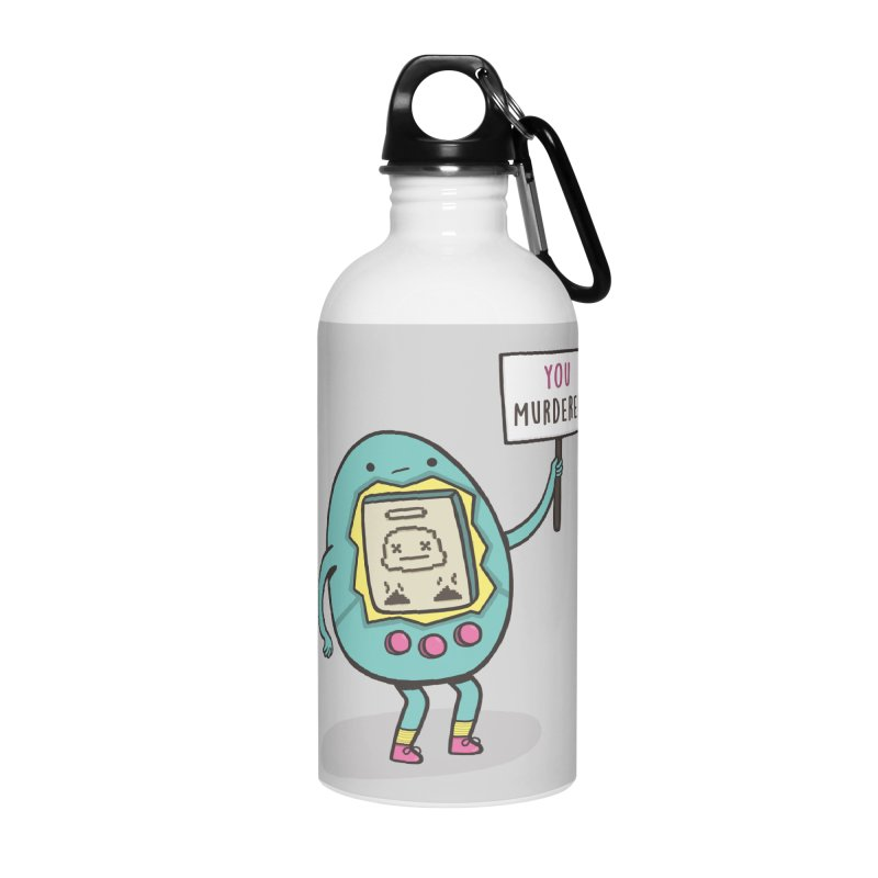 EVERYBODY'S FIRST VICTIM Accessories Water Bottle by RiLi's Artist Shop