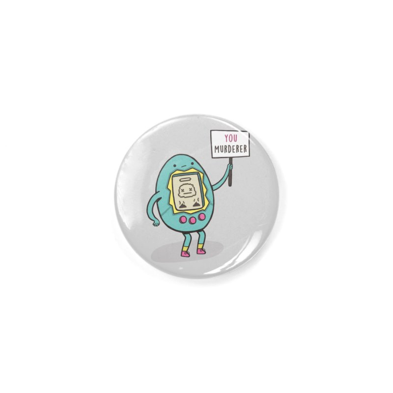 EVERYBODY'S FIRST VICTIM Accessories Button by RiLi's Artist Shop
