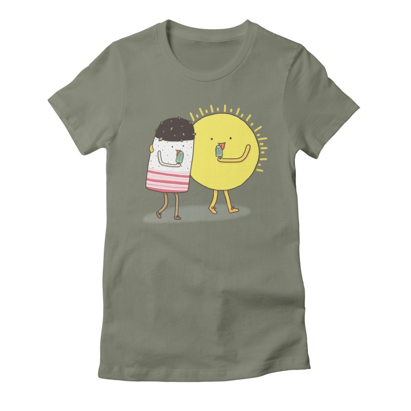 CHILLING WITH THE SUN   by RiLi's Artist Shop