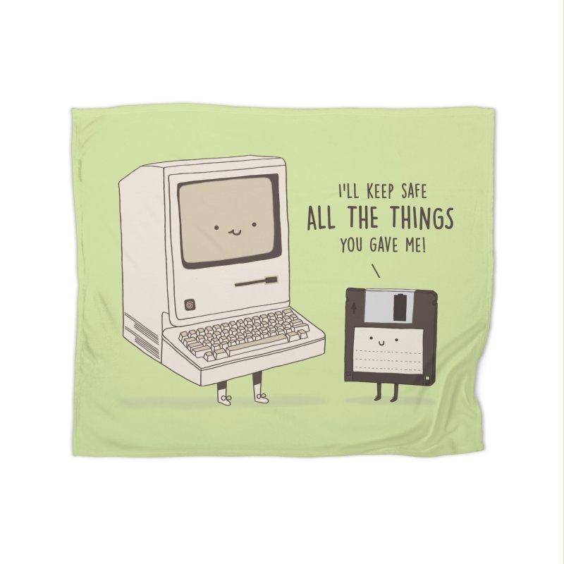 A PRECIOUS DATABASE Home Blanket by RiLi's Artist Shop