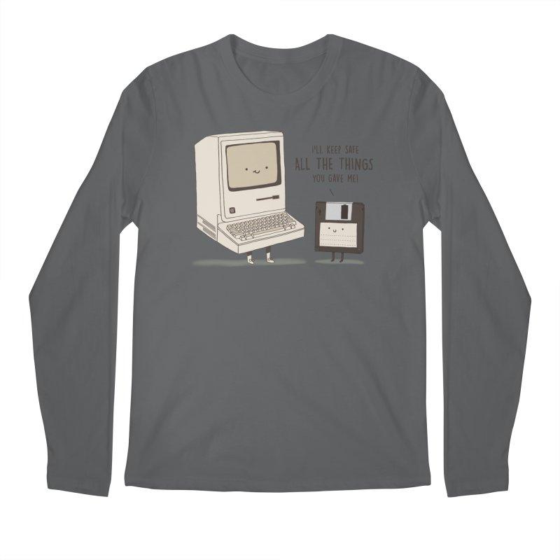 A PRECIOUS DATABASE Men's Longsleeve T-Shirt by RiLi's Artist Shop