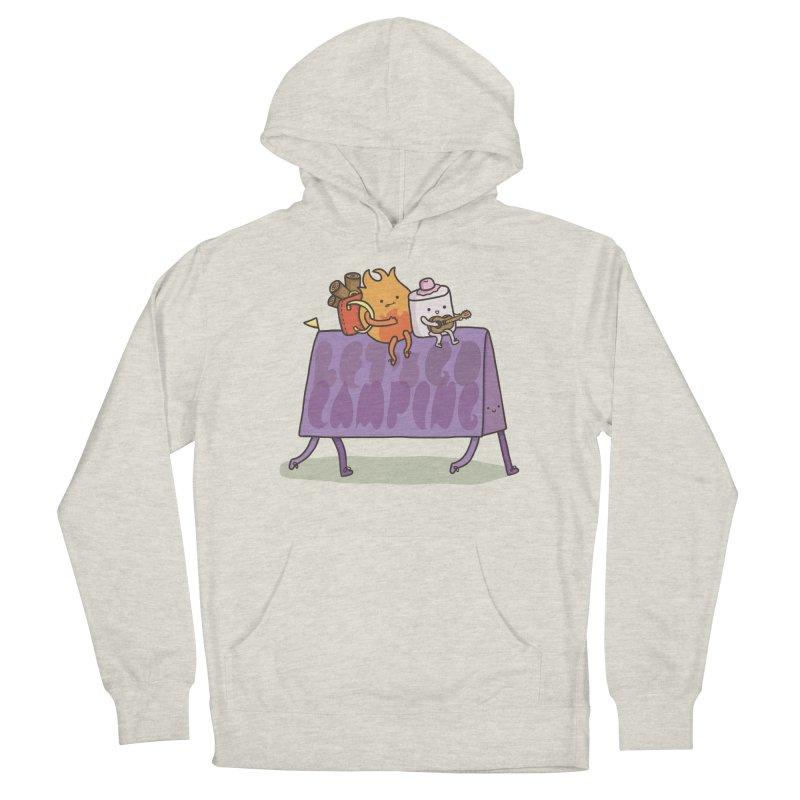 LET'S GO CAMPING  Men's Pullover Hoody by RiLi's Artist Shop