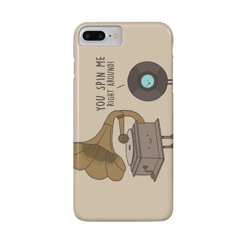 HEAD SPINNING LOVE  Accessories Phone Case by RiLi's Artist Shop