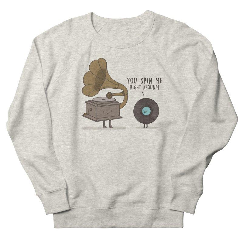 HEAD SPINNING LOVE  Women's Sweatshirt by RiLi's Artist Shop