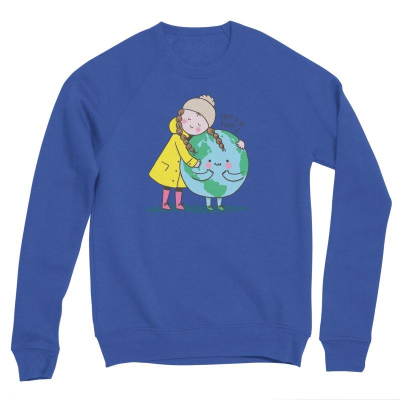 THERE IS NO PLANET B Women's Sweatshirt by RiLi's Artist Shop