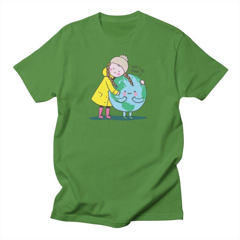 THERE IS NO PLANET B Women's Regular Unisex T-Shirt by RiLi's Artist Shop