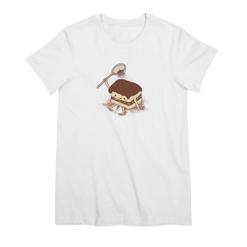 PICK ME UP Women's Premium T-Shirt by RiLi's Artist Shop
